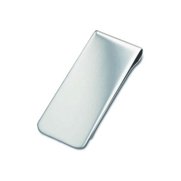 Silver Money Clip