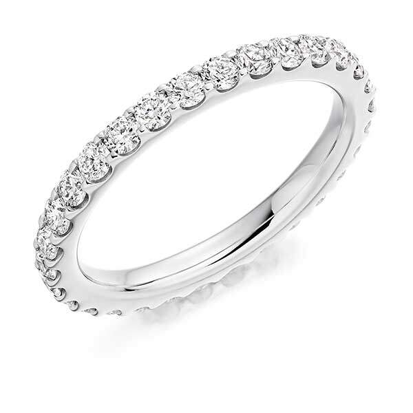 1.25ct Diamond Eternity Ring