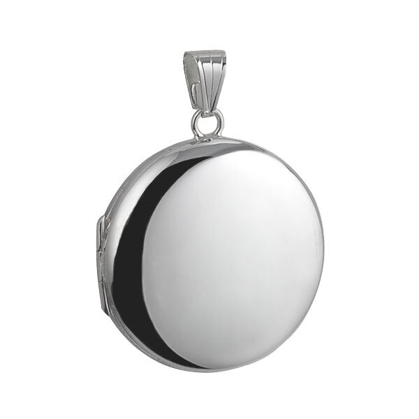 round locket