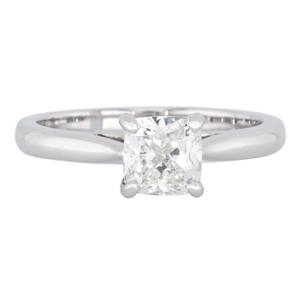 GIA Cushion Cut Diamond