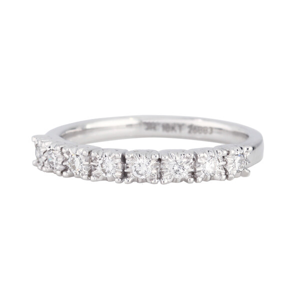 Illusion Set Diamond Eternity Ring