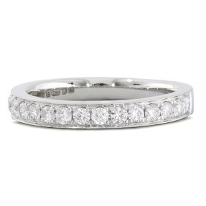 0.46ct Diamond Eternity Ring