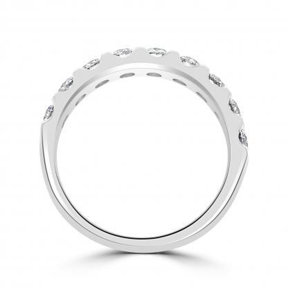 1.00ct Eternity Ring - side