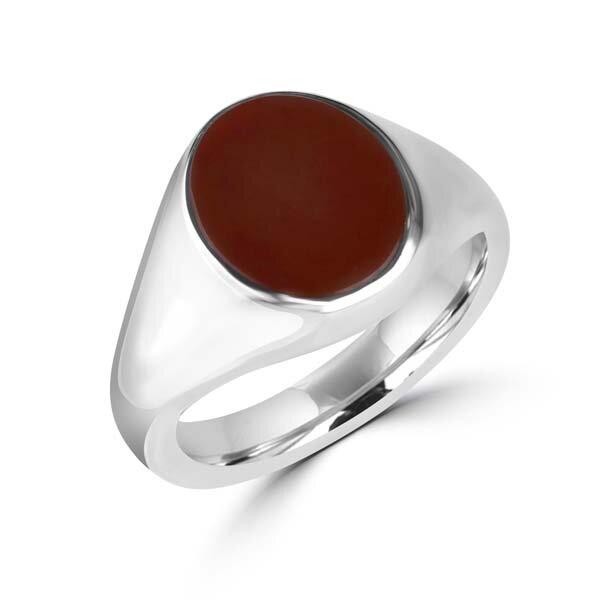 Cornelian Signet Ring