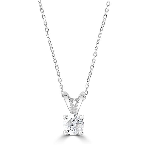 0.33ct Diamond Pendant