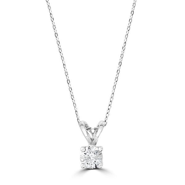 0.25ct Diamond Pendant