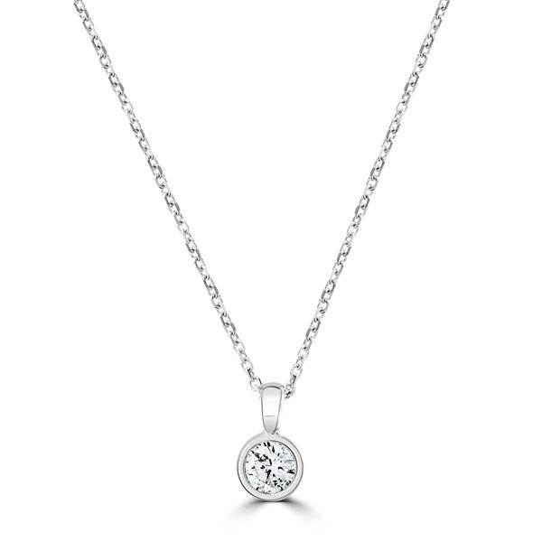 0.15ct Diamond Pendant