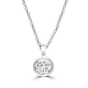 0.90ct Diamond Pendant