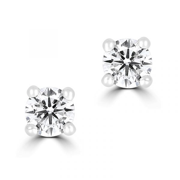 0.40ct Diamond Studs