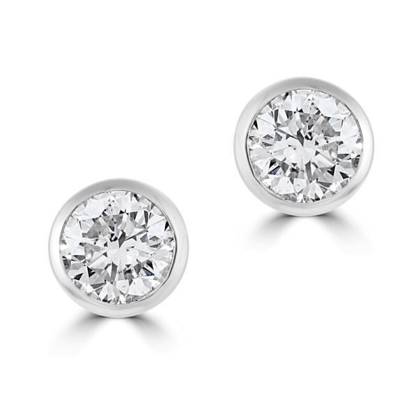 0.90ct Diamond Studs
