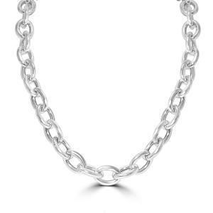 Chunky Silver Chain